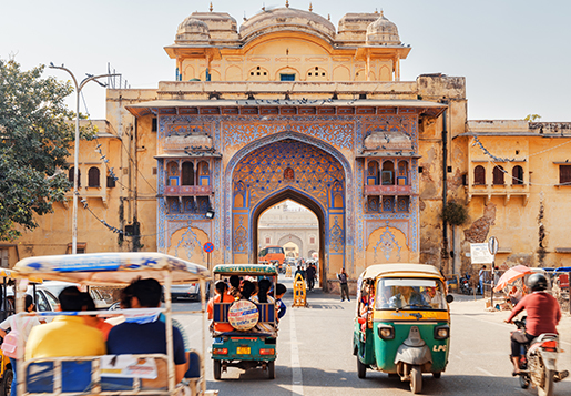 Travel from India