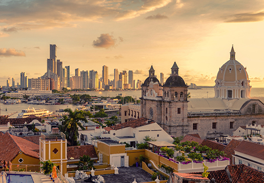Travel from South America