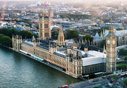 Travel from United Kingdom