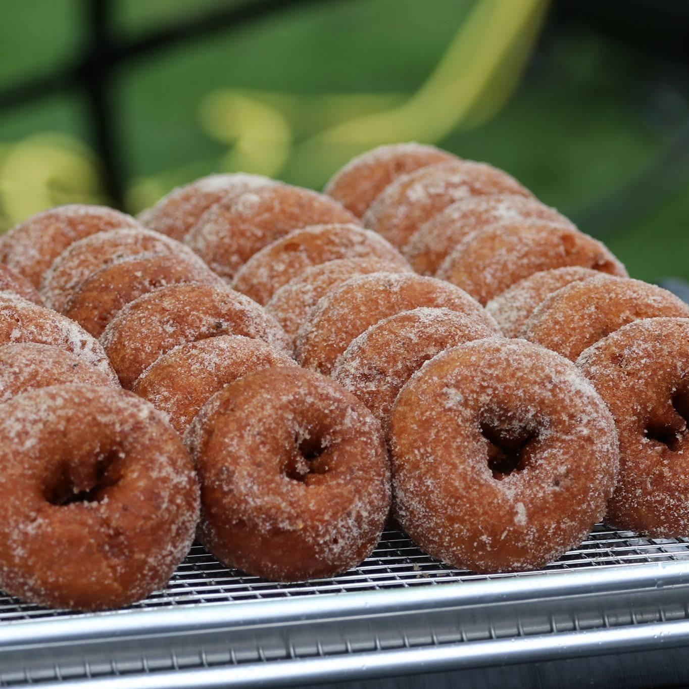 Clinton PO - promo - Dude's Donuts image