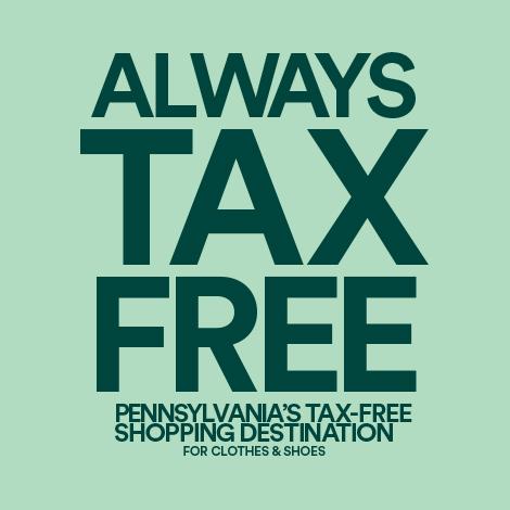 pennsylvania - promo - always tax free image