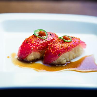 domain - spot 1 - coming soon: blue sushi image