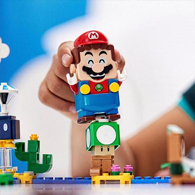 Sugarloaf Mills - Spot 1 - LEGO image