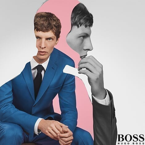 Seattle Premium Outlets- Promo - Hugo Boss Ad - Copy image