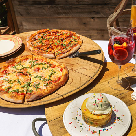 Brea - Promo - California Pizza Kitchen image
