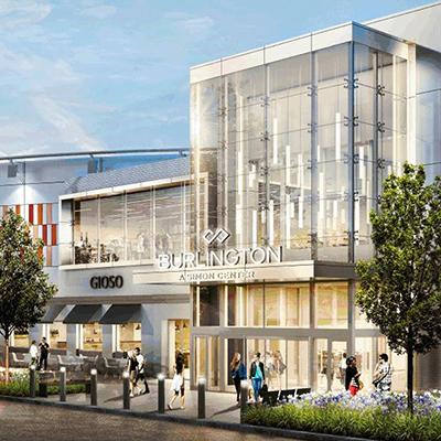 Burlington Mall - Spot 1 - New. Next. On Its Way image
