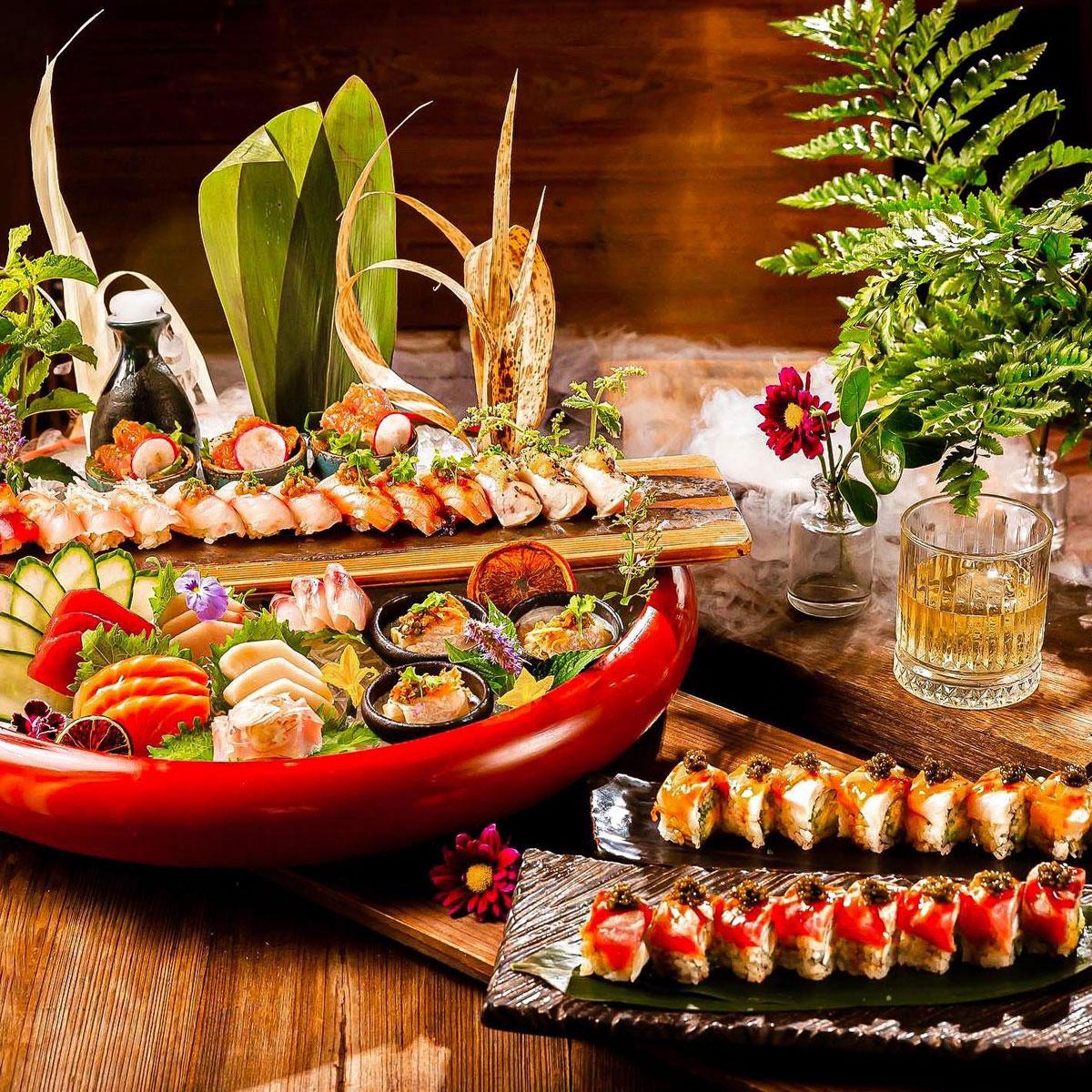 Burlington Mall - promo - Karma Best Sushi image