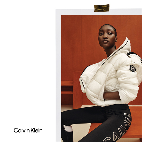 LV SOUTH calvin klein - 11.23 paid ad - bf promo image
