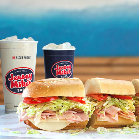 Cape Cod Mall - Promo - Jersey Mike's image