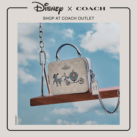Leesburg PO - promo - Coach x Disney image