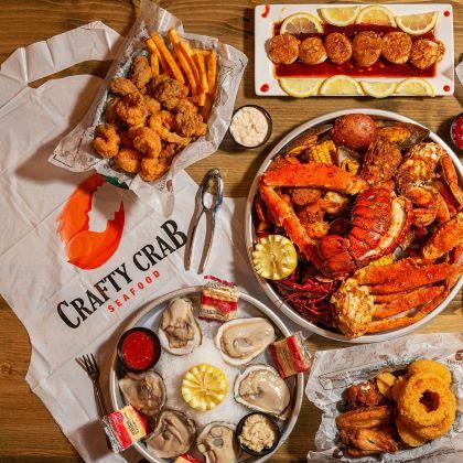 Arundel Mills - promo - Crafty Crab - Copy image