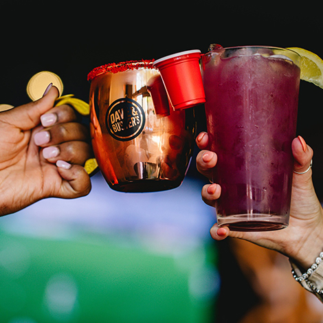 Del Amo -  Promo - Happy Hour at Dave & Buster's image