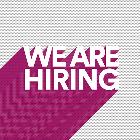 galleria - promo - we're hiring - Copy image