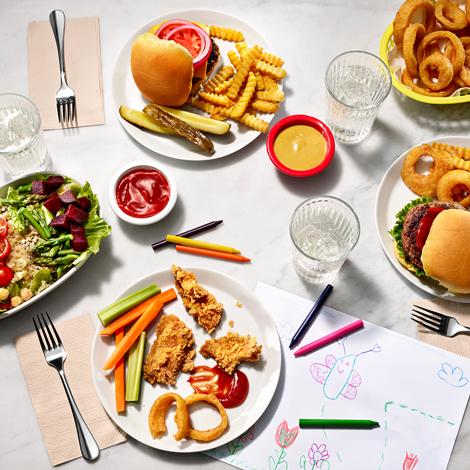 Williamsburg PO - promo - dining - Copy image