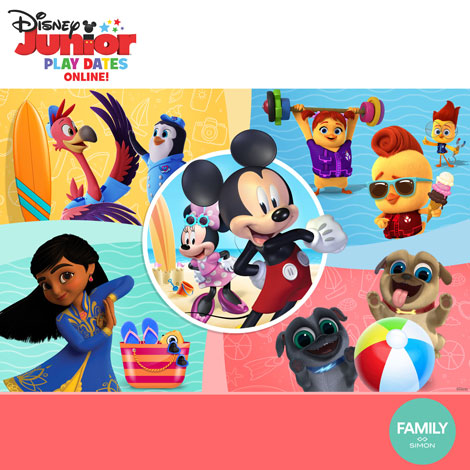 June/July Disney - promo - All US and PR centers image