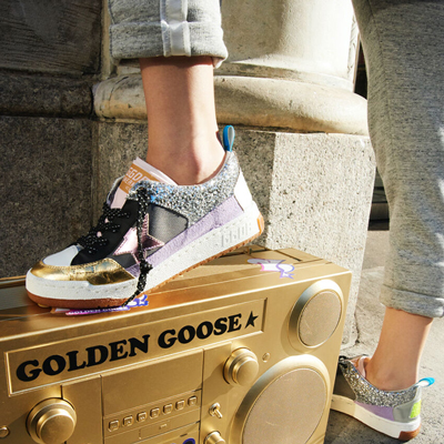the galleria - spot 3 - golden goose image
