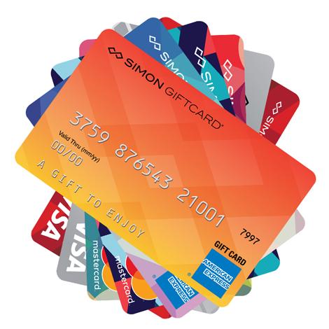 simon.com homepage - promo - gift card image