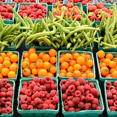 Gilroy PO - Promo - Farmer's Market image