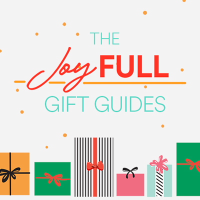multi generic holiday - spot 3 - The JoyFULL Gift Guide image