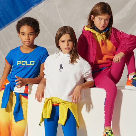 Mills at Jersey Gardens - Promo - Polo Ralph Lauren Childrens Factory image