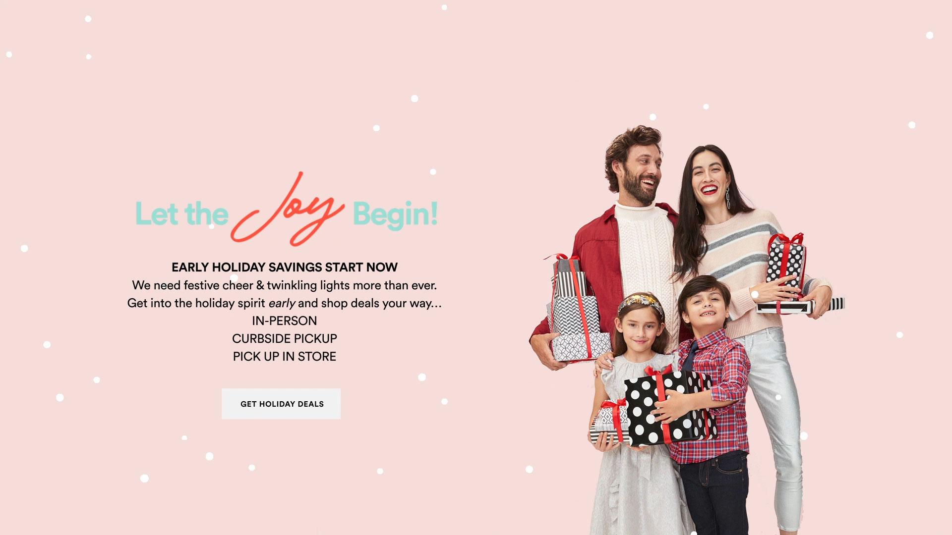 montreal - hero - let the joy/savings begin image