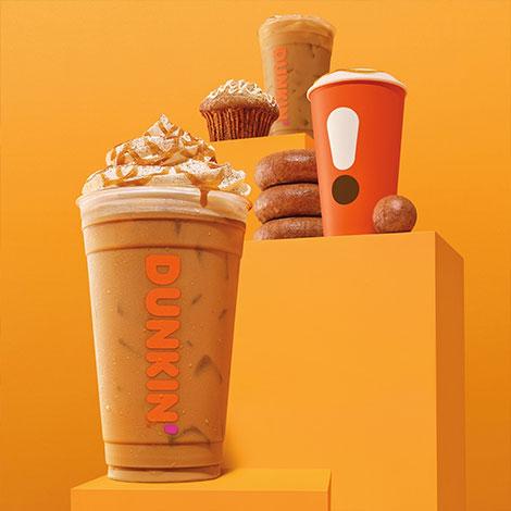 Las Vegas South PO - Promo - Dunkin Donuts image