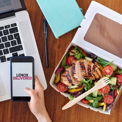 Lenox Square - Promo - Lenox Delivered image