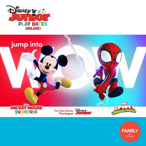 multi - promo - disney giveaway (disney centers - with coupon) image