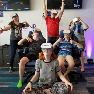 Norfolk PO - Spot 1 - New World VR image