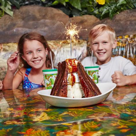Ontario Mills Promo - Promo - Rainforest Cafe image