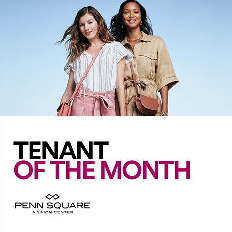 Penn Square Mall - promo - Tenant of The Month - September image