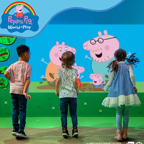 woodfield - promo - peppa pig - Copy image