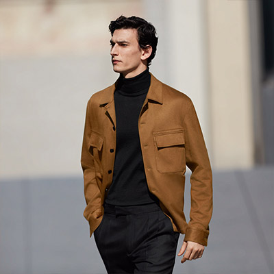 riverside - spot 6 - zegna what makes a man collection image