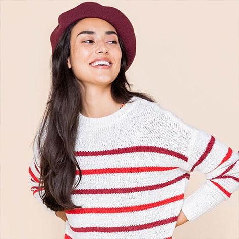 Round Rock PO - Promo - Generic Fall Sweater Promo image