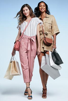 Del Amo Fashion Center- Services Spot - Deals and Steals - Copy image