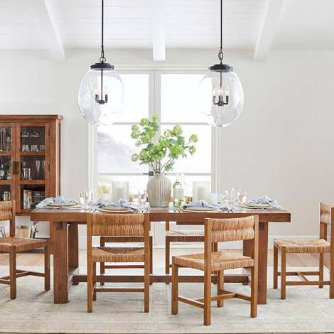 san marcos - promo - pottery barn outlet fall 2021 image
