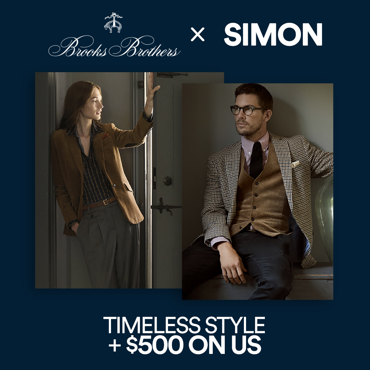 Brooks Brothers Sweeps - promo spot image
