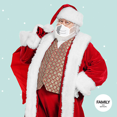 woodfield - spot 2 - Santa photo FAS image