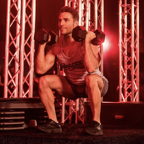 stanford - promo - barry's bootcamp image