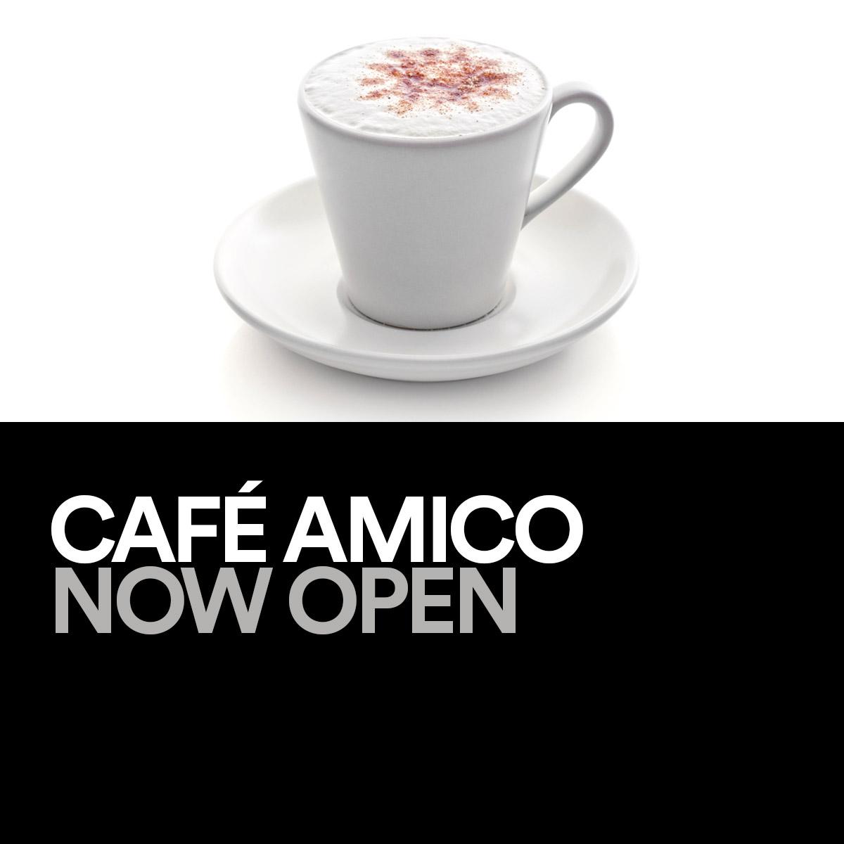 Sugarloaf Mills - Promo - Cafe Amico image