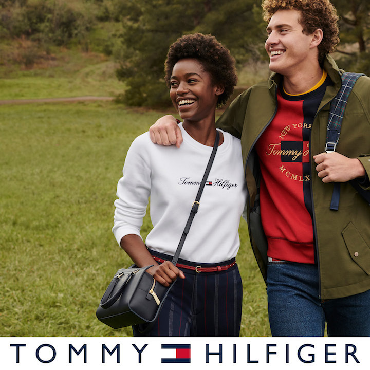 US po centers - spot 2 - tommy hilfiger BF paid ad image