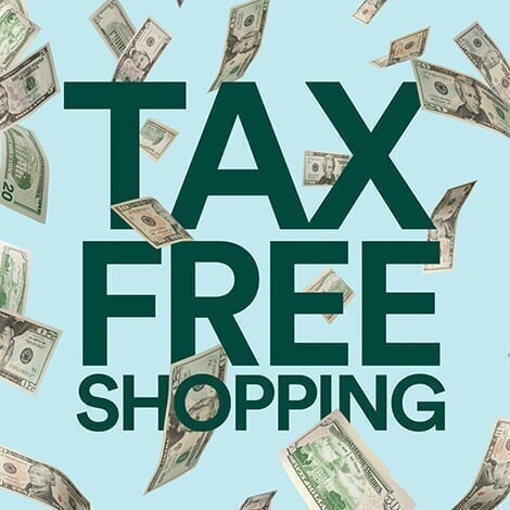 tax free promo - the galleria - Copy image