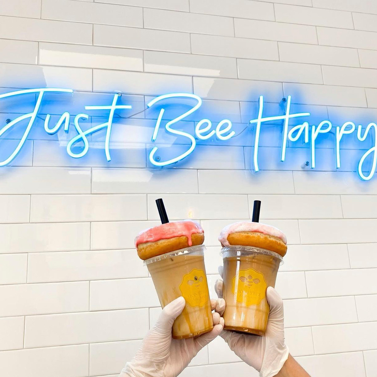 The Falls - Promo - Honeybee Doughnuts Special image