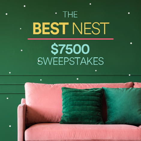 all malls - promo spot - the best nest sweeps image