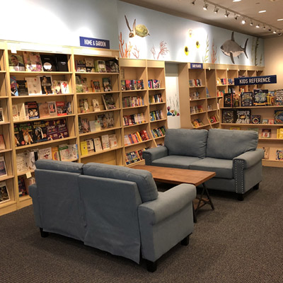 Woodfield - Spot 2- Now Open: Barbara's Book Store image