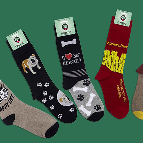 Wrentham PO - promo - Now Open: Socks Etc image