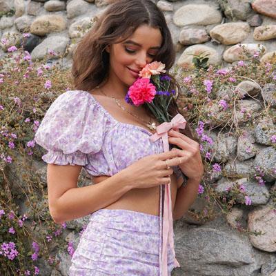 Camarillo PO - Spot 3 - Forever 21 - floral image