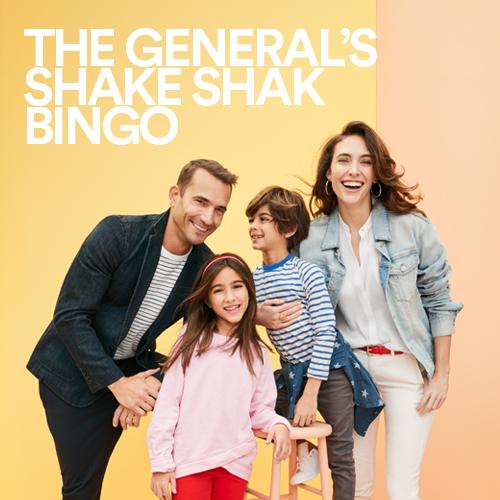 Carolina PO - promo - Shake Shak Bingo image