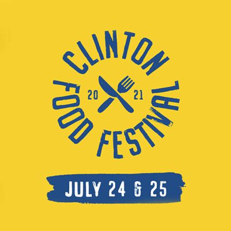 Clinton PO - promo - Clinton Food Festival image