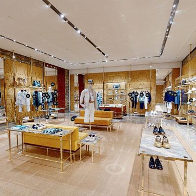 Shops at Crystals - Spot 1 - D&G image